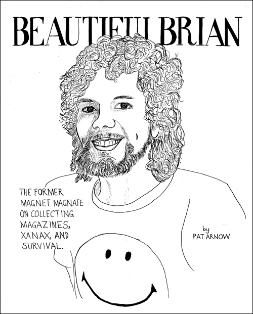 Beautiful Brian Cover (by Pat Arnow)