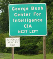 George Bush Center for Intelligence CIA, photo by Terry J. Allen